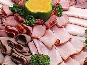 Sliced Roast Turkey